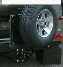 Mantec Genuine Land Rover Defender Swing Away Spare Wheel Carrier pick up