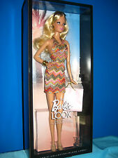 Barbie look - City Shopper - Black label molde sculpt STEFFIE NRFB!