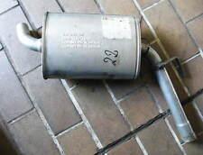 Original Leistrit Auspuff Mitteltopf VW Passat 35i 357 253 409K Vorschalldämpfer
