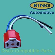 Land Rover Discovery 1, H4 Ceramic Headlight Connector Block By Ring