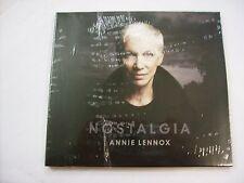 ANNIE LENNOX - NOSTALGIA - CD SIGILLATO 2014
