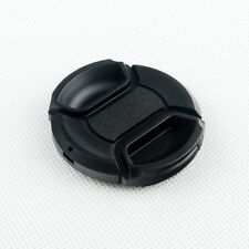58mm Center pinch Snap-on Front cap Canon For E-58u 18-55mm 55-250mm 85mm _SX