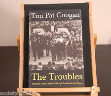 The Troubles Ireland's Ordeal 1966-1996 and the Search for Peace Coogan HC Good