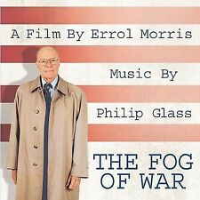 The Fog of War (A Film by Errol Morris): Music by Philip Glass by Philip...