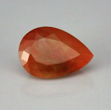 Top andesine: 5,09 CT natural copper Orange andesin procedentes de congo