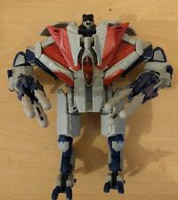 Transformers Voyager Starscream Target Exclusive G1 Redeco