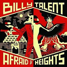 BILLY TALENT - AFRAID OF HEIGHTS (DELUXE)  2 CD NEU