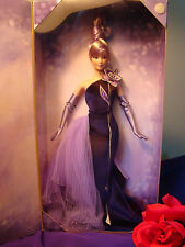 Mattell Bob Mackie The Sterling Silver Rose Barbie Collectibles Doll