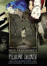 Miss Peregrine's Home for Peculiar Children by Ransom Riggs (2013, Hardcover)