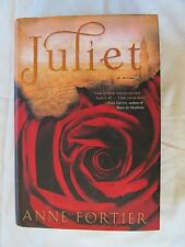 Juliet by Anne Fortier (2010, Hardcover) 1st Edition 1st Printing