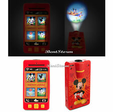Mickey Mouse Talking Light Up Toy Pretend Camera Projector Images Disney Store