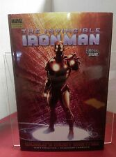 Invincible Iron Man: World's Most Wanted Marvel Premiere Edition Hardcover