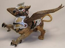 PAPO WAR GRIFFIN FIGURE FANTASY KNIGHTS NARNIA LOTR AD&D GREAT CONDITION 38970