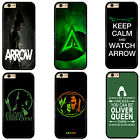Oliver Queen Green Arrow Superhero Hard Phone Case Cover Fits For Samsung