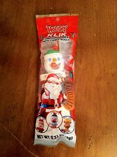 2013 Au'Some Holiday Klik snowman-shaped candy dispenser Holiday X-Mas Christmas