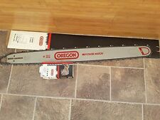 """32"""" Oregon 323RNDD009  chainsaw guide bar & chain Combo  3/8  pitch .063 gauge"""