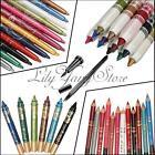 Pro Eyeshadow Eyebrow Lip Liquid Eye Eyeliner Pen Pencil Makeup Cosmetic Set