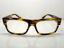 NEW Authentic ALAIN MIKLI A0 1344 B08T Tortoise 54mm Eyeglasses