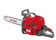 """Efco 8200  80.7cc petrol Professional Chainsaw c/w 28"""" oregon bar husqvarna user"""