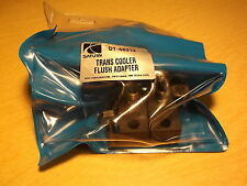 Kent Moore Automototive Specialty Set of 2 Trans Cooler Flush Adapters DT-48312