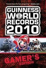 Guinness World Records Gamer's Edition 2010, By BradyGames,in Used but Acceptabl