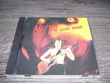 AC/DC - Live Wire * VERY RARE BOOTLEG CD ITALY 1992 METAL MESS *