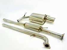 OBX Catback Exhaust 1997-2000 Toyota Camry 2.2L 4-Cyl 5S-FE Stainless Steel