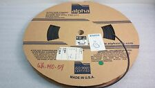 "Alpha Wire SD96003 1/8"" Heat Shrink Tubing 400'"
