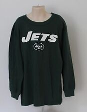 New York Jets Reebok NFL Team Apparel Kids Small (8) Long Sleeve Shirt NWT