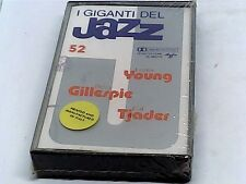 Giants of Jazz 52 - Young, Gillespie, Tjader - Cassette - SEALED