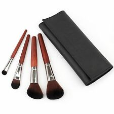 Coastal Scents 4 Everything Makeup Brush Set; Powder, Shadow, Blush, Foundation