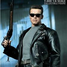 HOTTOYS HOT TOYS TERMINATOR 2 JUDGMENT DAY T800 T-800 ARNOLD FIGURE PA AQ1341