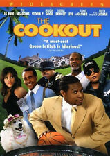 The Cookout (DVD New) Danny Glover*Queen Latifah*Ja Rule*Farrah Fawcett WS