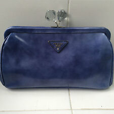 prada replica - prada bow clutch purse