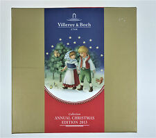 Villeroy & Boch Holiday Christmas Porcelain Bowl 2013 Toy's Fantasy Fairytale