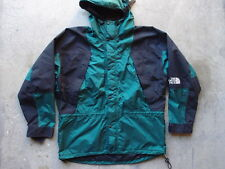 Vintage 90s North Face Mountain Parka Size XL Green Goretex Rain Coat Supreme