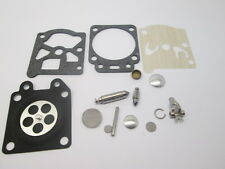 OEM WALBRO, HUSQVARNA 455 RANCHER CARBURETOR KIT  FOR WTA-29 CARB PART# K20-WTA