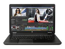 HP ZBook 17 G2 Mobile Workstation Intel Core i7 4710MQ AMD FirePro M6100 Laptop