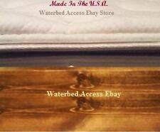 PillowTop Zipper Mattress Encasement Cover for Queen size Hardside Waterbeds