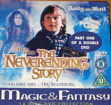 The Neverending Story - Volume One - The Beginning (DVD) Mark Rendall