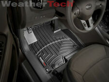 WeatherTech® Floor Mats FloorLiner for Kia Sportage - 2011-2013 - Black