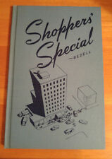 Shoppers' Special Way Of Life In A Department Store Bedell Hardcover Book 1941