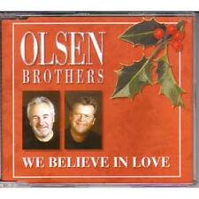 MAXI CD EUROVISION 2000 Danemark : Olsen Brothers Fly on the wings of love