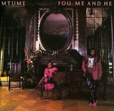 You, Me and He by Mtume [EXPANDED] (CD, 2012, Funky Town Grooves) SEALED NEW