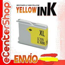 Cartucho Tinta Amarilla LC1000 NON-OEM Brother MFC-240C / MFC240C
