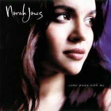 NORAH JONES - COME AWAY WITH ME - CD SIGILLATO 2002