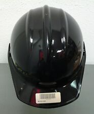 BULLARD C30R BLACK Hard Hat, Cap Style, Slotted w/ 6 Point Ratchet Suspension