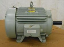 BALDOR INDUSTRIAL MOTOR, M2334T, 20HP, 230/460 VOLTS, 3-PHASE, 1760 RPM