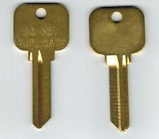 Schlage SC9 E 1145 6 pin Do Not Duplicate Key Blank X2