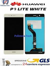 HUAWEI P9 Lite Bianco - DISPLAY LCD+TOUCH SCREEN - GLS 24h..!